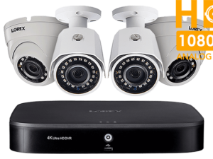HD Analog Security Systems
