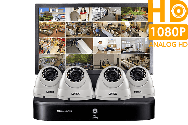 Lorex Complete Home Security System Featuring 4k Ultra Hd Manual Guide